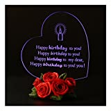 Best Birthday Gifts  Women - Giftgarden LED Light up Personalized Happy Birthday Gifts Review