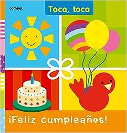 Amazon.com: ¡Feliz cumpleaños! (Toca toca series) (Spanish ...