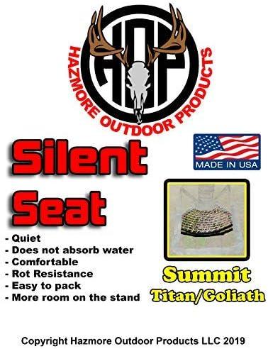 Hazmore Silent Seat for Summit Goliath Titan