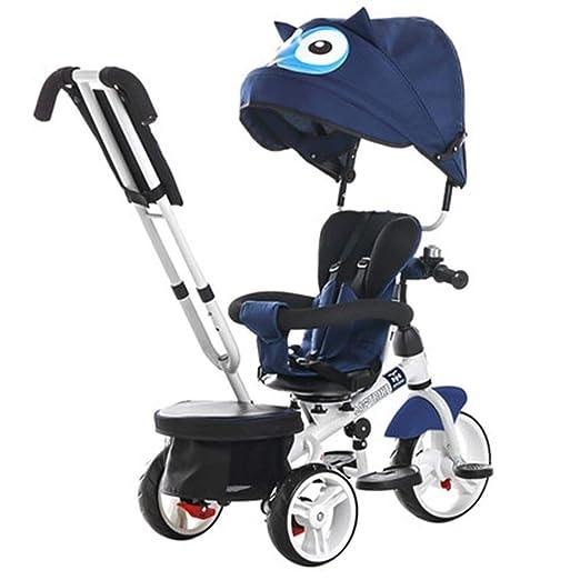 YUMEIGE triciclos Triciclo para niños 1-6 años de edad ...