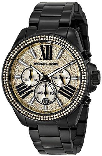 - Michael Kors Women's Wren Black Watch MK5961