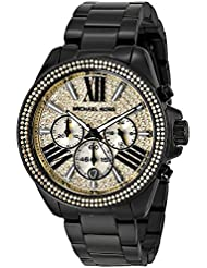 Michael Kors Womens Wren Black Watch MK5961