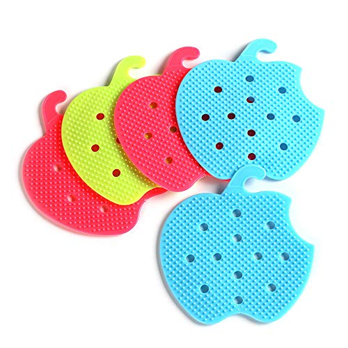 CJESLNA Multi-Functional Fruit Vegetable Brush Kitchen Tools Easy Cleaning Brush for Potato Kitchen Home Gadgets Cooking Tool
