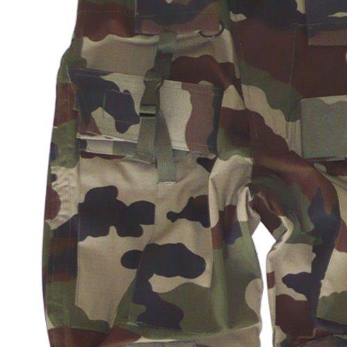 Mil-Tec Warrior Pantalons avec genouillères CCE