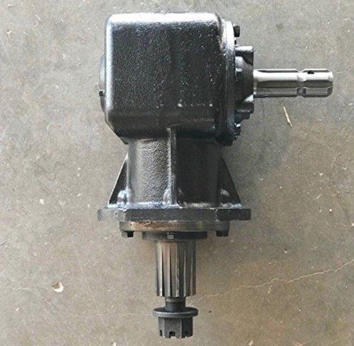 Omni Gear 250321 RC-51 Gearbox 1 3/8'' 6 Spline/2'' 15 Spline 1:1.47