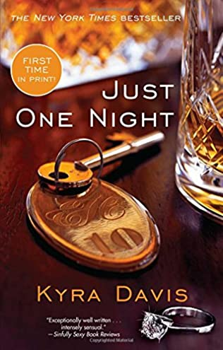 book cover of Just One Night
