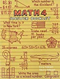 Math 4 Answer Booklet