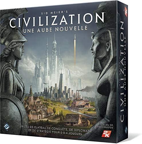 Asmodee- Sid Meiers Civilization - Juego de mesa , color/modelo surtido: Amazon.es: Juguetes y juegos