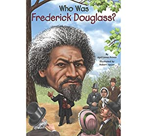 Who Was Frederick Douglass? Audiobook