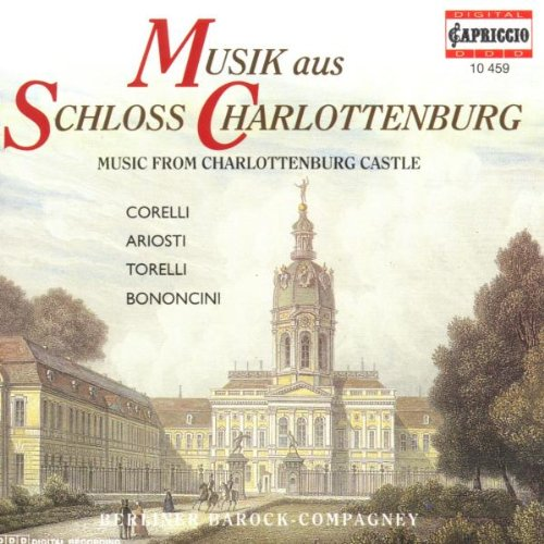 Baroque Music from Charlottenburg Castle (Musik aus Schloss Charlottenburg)