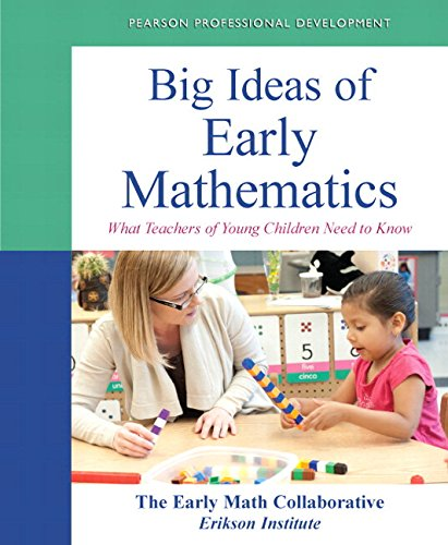 Big Ideas of Early Mathematics: What Teachers of Young Children Need to Know, Video-Enhanced Pearson eText-- Access Card