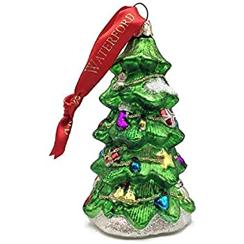 Waterford Christmas Tree Ornament In Shape Of Tree - Amazon.com: Waterford Christmas Tree Ornament In Shape Of Tree: Home