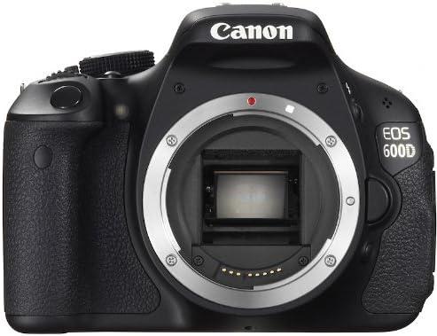 Canon Eos 600d Slr Digitalkamera 3 Zoll Gehäuse Kamera