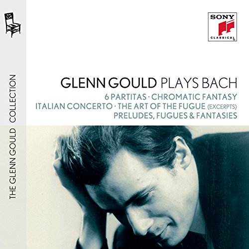 Price comparison product image Glenn Gould plays Bach: 6 Partitas BWV 825-830; Chromatic Fantasy BWV 903; Italian Concerto BWV 971; The Art of the Fugue BWV 1080 (excerpts); Preludes, Fugues & Fantasies