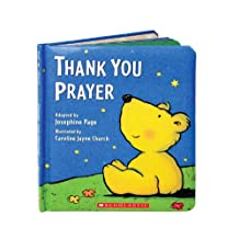 Thank You Prayer: Padded Board Book