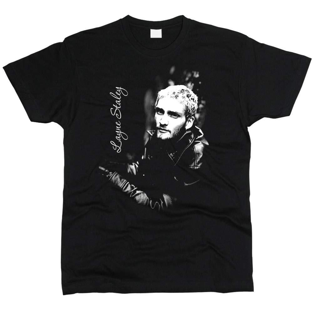 Layne Staley Alice In Chains Tshirt Regular