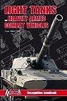 Chars légers et véhicules à armement lourd (gb) par Obraztsov