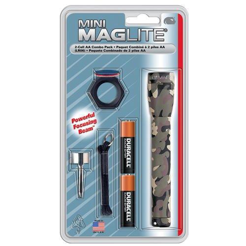 Maglite Minimag Aa Combo (Minimag AA Combo, Camo)