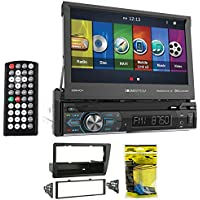 2001-2005 Honda Civic Navigation GPS DVD/CD Player Stereo+Bluetooth+Install Kit