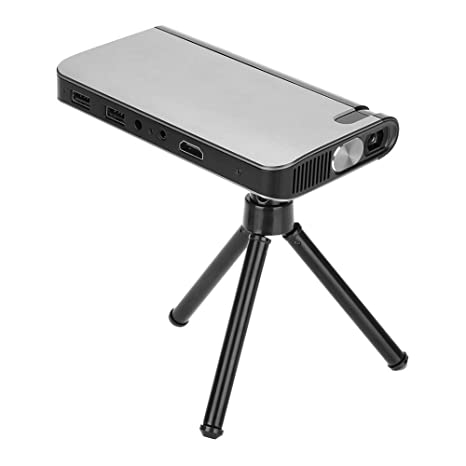 Amazon.com: ASHATA Mini Proyector, Pico Pocket Portable ...