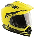 MSR X-Pedition Graphics Helmet, Gender: Mens/Unisex, Helmet Type: Full-face Helmets, Helmet Category: Street, Distinct Name: Hi-Viz Yellow, Primary Color: Yellow, Size: Md 359536