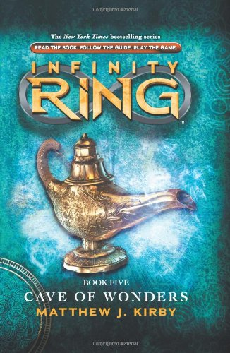 Infinity Ring Book 5: Cave of Wonders Discovery Jazz Collection