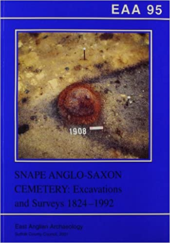 EAA 95: Snape Anglo-Saxon Cemetery: Excavations and Surveys 1824-1992 (East Anglian Archaeology Monograph)