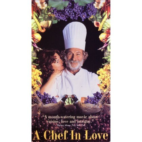 Chef in Love [VHS] (Chef Love In)