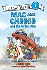 Mac and Cheese and the Perfect Plan (I Can Read Level 1) Kindle Edition