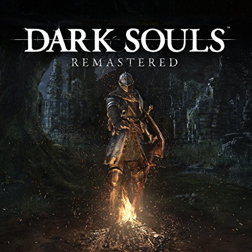 DARK SOULS REMASTERED - PS4 [Digital Code] by Bandai