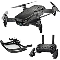MightySkins Skin for DJI Mavic Air Drone - Scratched Up   Max Combo Protective, Durable, and Unique Vinyl Decal wrap cover   Easy To Apply, Remove, and Change Styles   Made in the USA