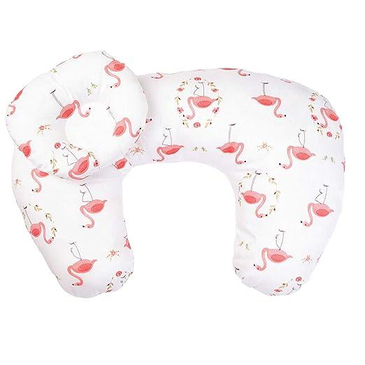 Almohada de Lactancia Almohada de alimentación para bebés ...