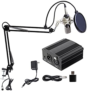 Tonor Professional Studio Recording Condenser Microphone Kit