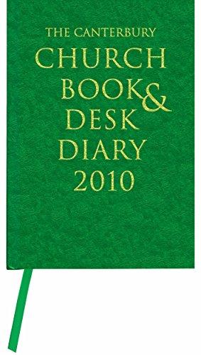 Canterbury Church Book and Desk Diary 2010 by Canterbury Press Editors (9-May-2009) Hardcover
