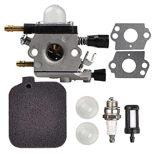 stihl blower bg55 carburetor - 9