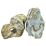 Feller Stone 12653 Carved Rainbow Rock (5 Pack), Large