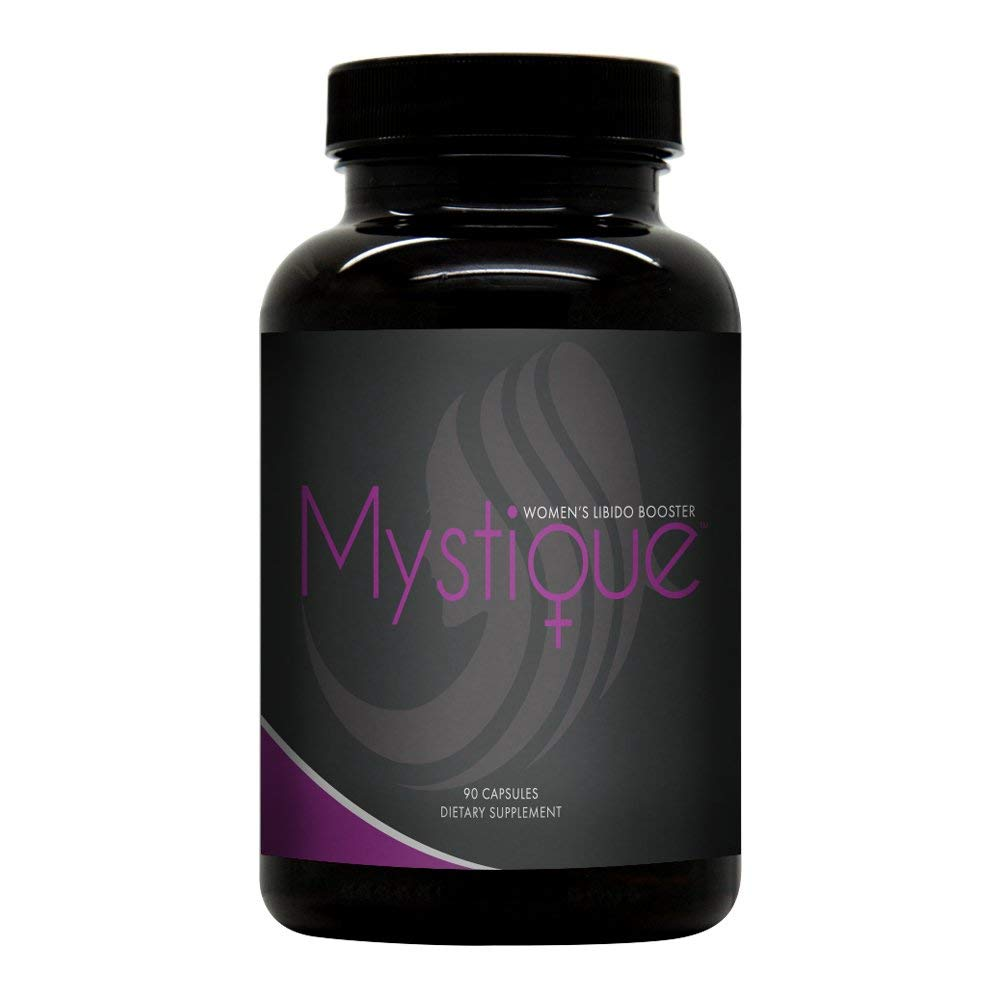 Amazon.com: Mystique For Her - Top Female Libido & Performance Pills (90 Caps): Health & Personal Care