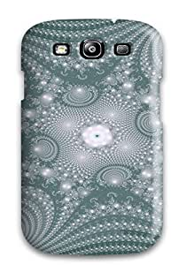 ChrisWilliamRoberson Premium Protective Hard Case For Galaxy S3- Nice Design - Shining Star