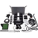 Edelbrock 15880 E-Force Stage-1 Street Systems Supercharger 2300 TVS 559 HP/503 Torque Incl. Supercharger/Manifold/Full Race Heat Exchanger/Plug And Play Harness/Hdw w/o Tuner E-Force Stage-1 Street Systems Supercharger