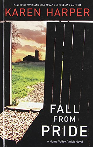 book cover of Fall from Pride