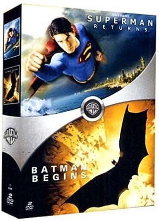 Superman Returns Batman Begins