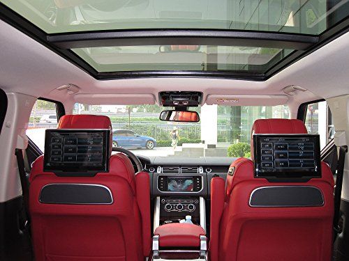 range rover dvd player - 4