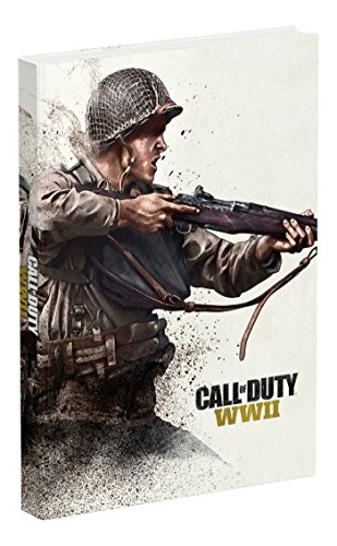 Call of Duty: WWII: Prima Collector's Edition Guide cover