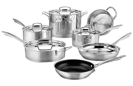 Amazon.com: Cuisinart, Juego de utensilios de cocina con ...