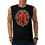 Where Did Love Go Heart Song USA Men NEW Black S-2XL Sleeveless T-shirt | Wellcoda