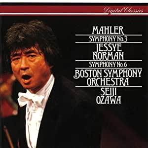Mahler: Symphony No. 3 / Symphony No. 6