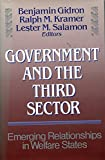 Government and the Third Sector, Benjamin Gidron, 1555424392