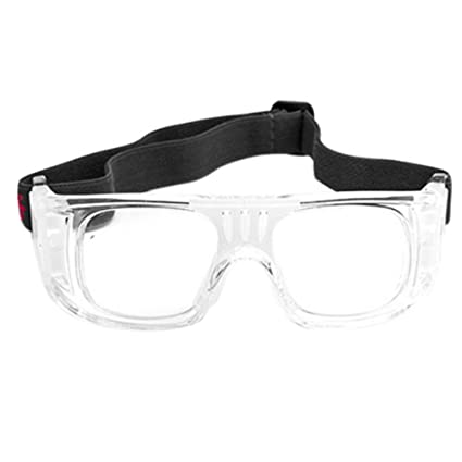 c55396ccdc7 Image Unavailable. Image not available for. Color  1 Pcs Men Women Safety  Sports Football Basketball Eye Protection Eyeglasses Optical Spectacles ...