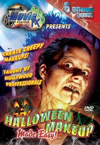 Movie Fx Halloween Makeup by Morris Costumes -
