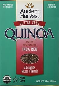 Ancient Harvest Quinoa Inca Red Wfgf Org (Pack of 2)